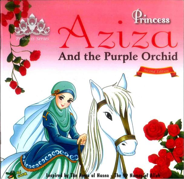 Princess Aziza & The Purple Orchid