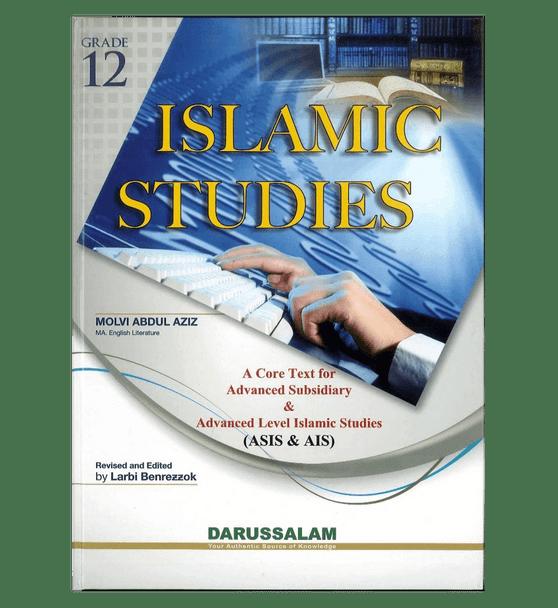Islamic Studies Grade 12
