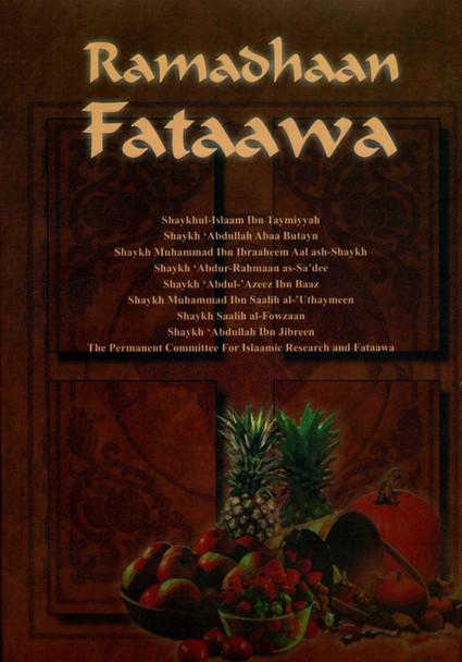 Ramadhaan Fataawa-1593