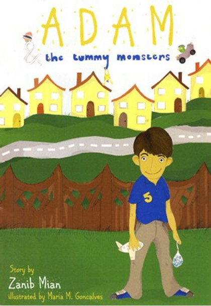 Adam and the Tummy Monsters