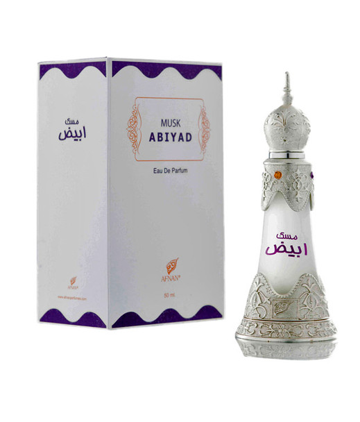 Musk Abiyad WHITE MUSK   Concentrated Perfum oil