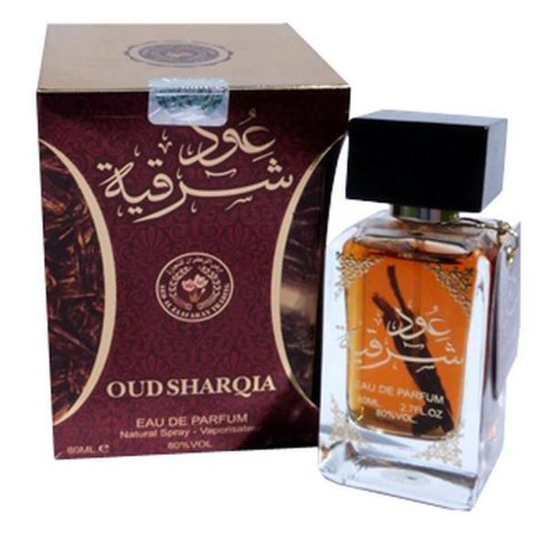 Oud Sharqia Perfume - Eau De Parfum - by Al Zaafaran 80 ml | Best Presence