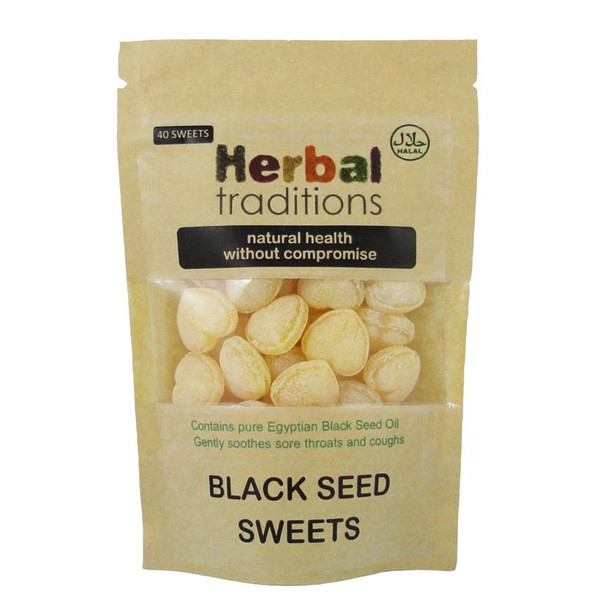 BLACK SEED SWEETS (WITH LEMON)