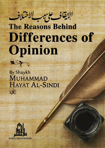 The Reasons Behind Differences of Opinion