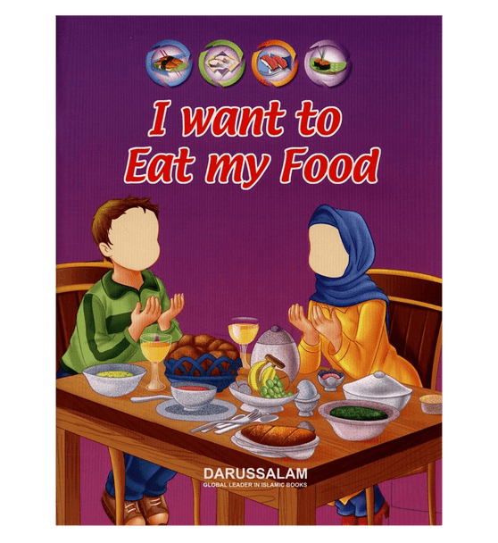 I want to Eat my Food