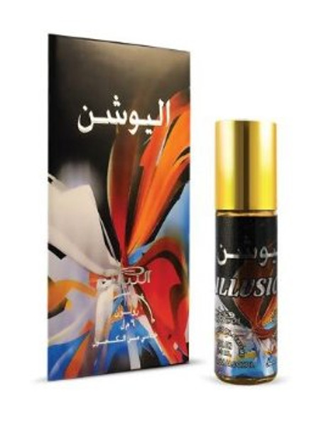 Illusion Oil Perfume-Attar (6ml Roll-on)