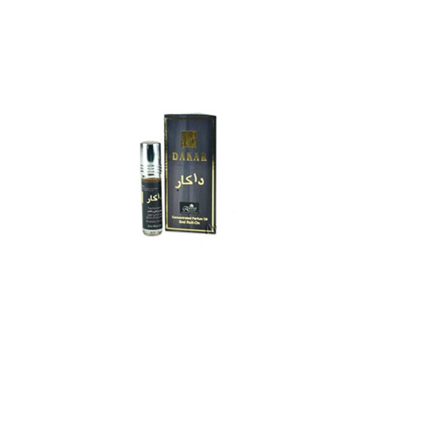 Dakar Concentrated Perfume-Attar (6ml Roll-on)