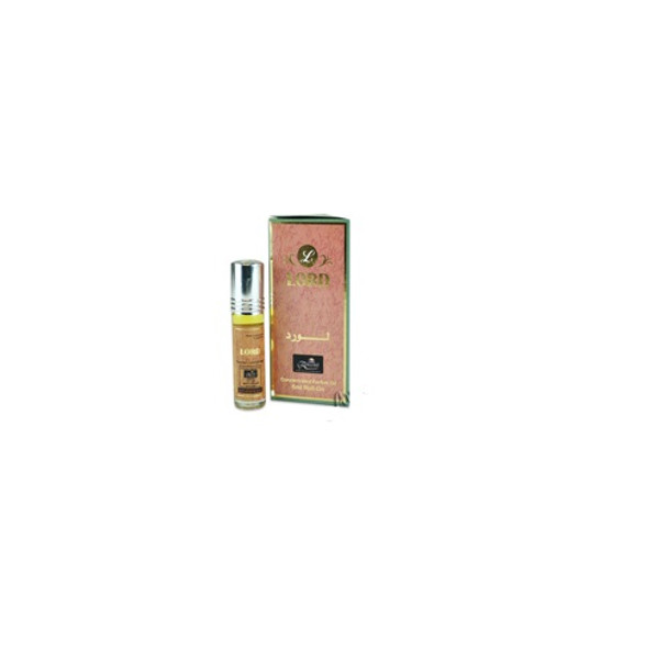 Lord Concentrated Perfume-Attar  (6ml Roll-on)