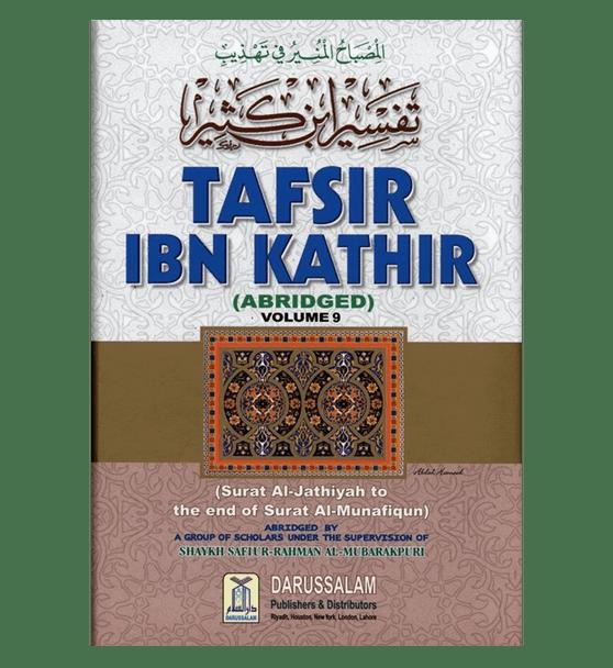 Tafsir Ibn Kathir : Volume 9