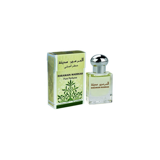 Madinah by Al Haramain Perfumes (15ml)-1987