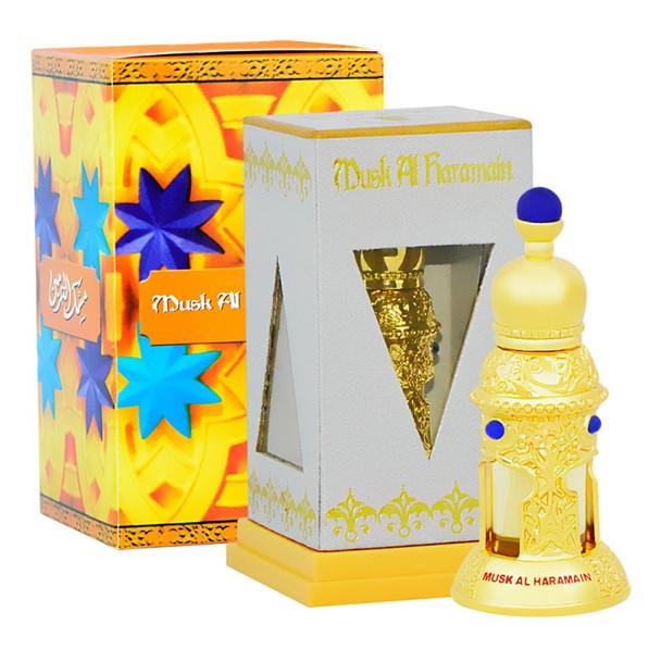 Musk Al Haramain Oil Perfume (12ml) | Perfumes | Al Haramain Perfumes