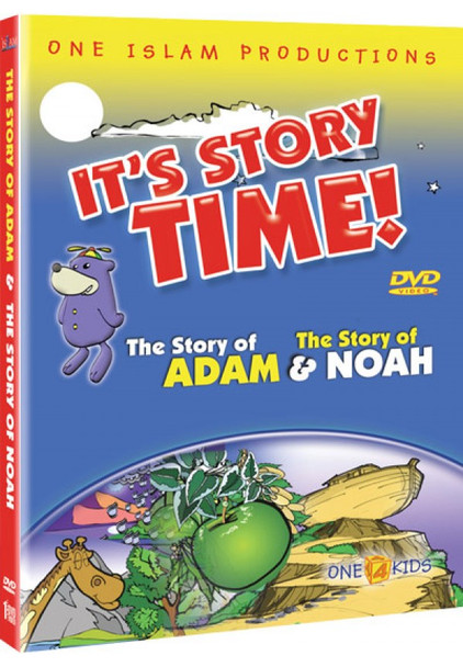 The Stories of Prophets Adam & Noah DVD