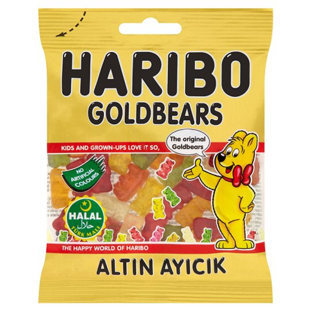 Gold Bears by Haribo