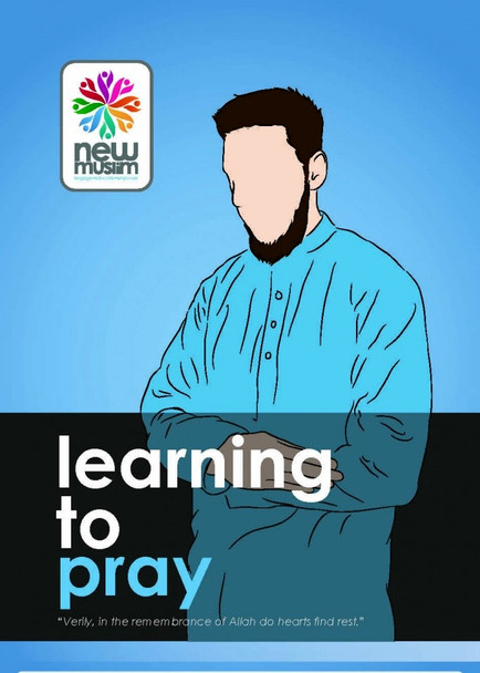 Learning To Pray for New Muslim (Prayer Guide and Audio CD)