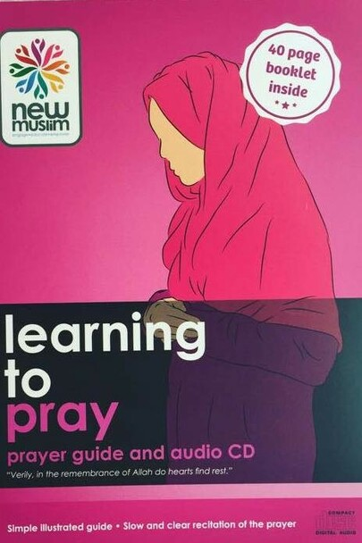Learning to Pray (For Girls) : Prayer Guide and Audio CD