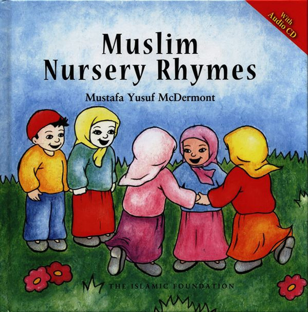 Muslim Nursery Rhymes (Book & CD)