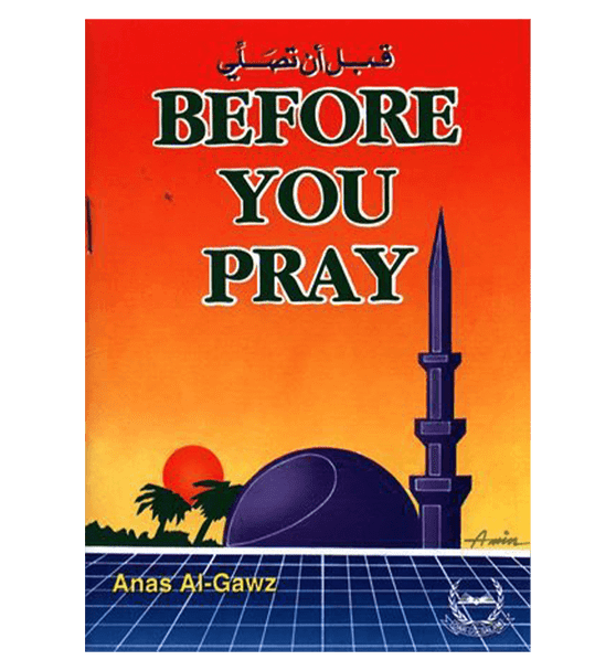 Before You Pray