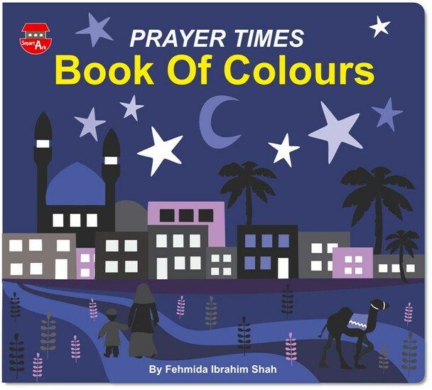 Prayer Times ( Book Of Colours)