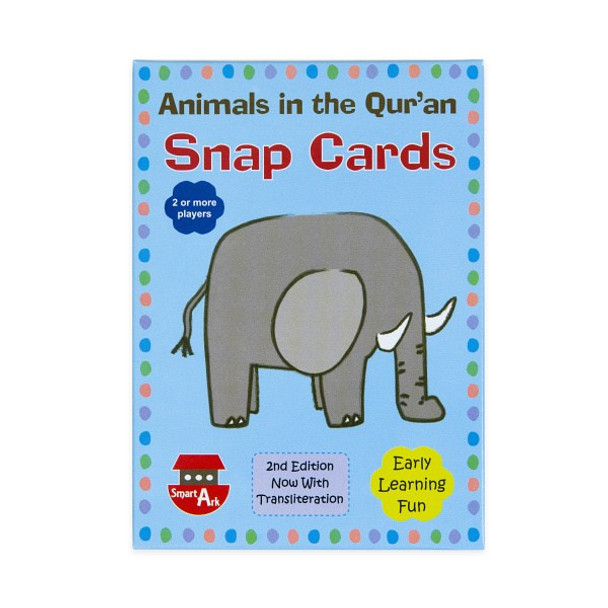 Animals In The Quran Snap Cards  Flashcards