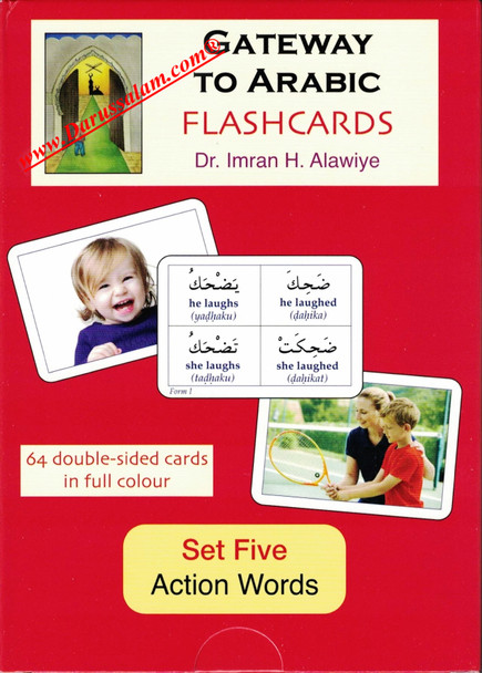 Gateway To Arabic Flash card Set Five (Action Flashcards),9781911118008,