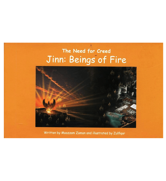 The need for Creed : Jinns Beings of Fire(3)