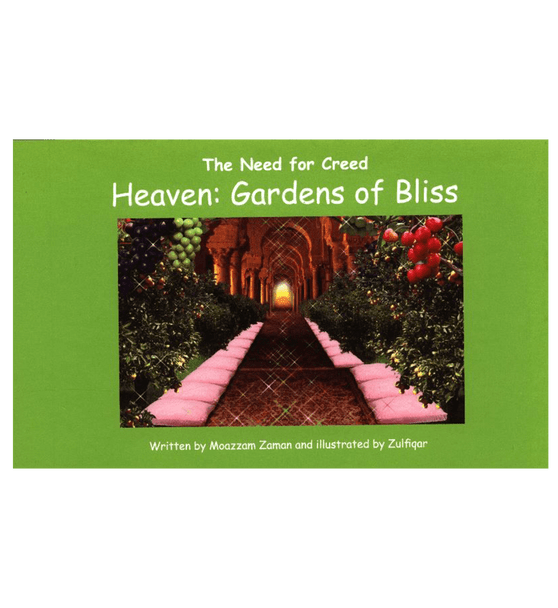 The Need for Creed: Heaven Gardens of Bliss(7)