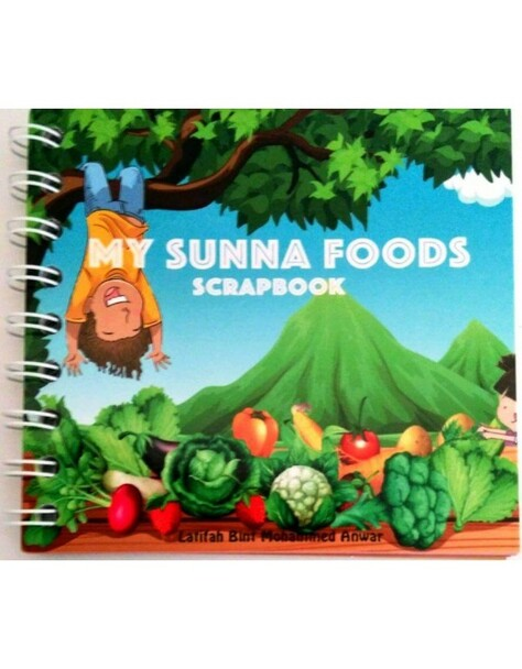 My Sunna Foods Scrap Book