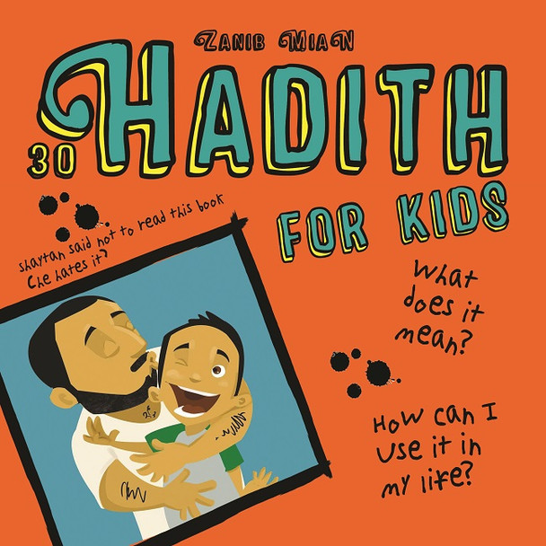 30 Hadith for kids book