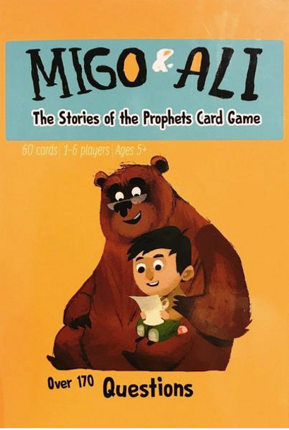 Migo & Ali: Stories of the Prophets Card Game