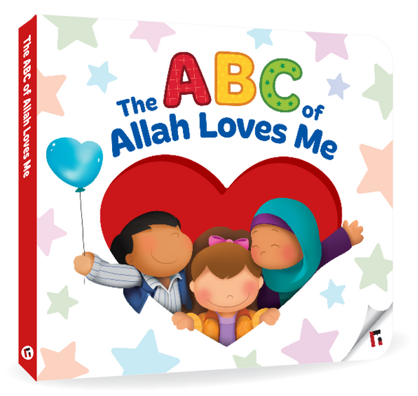 The Abc Of Allah Loves Me