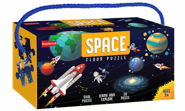 Space Floor Puzzle