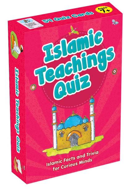 Islamic Teachings Quiz Cards