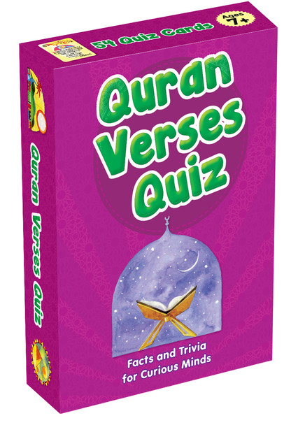 Quran Verses Quiz Cards