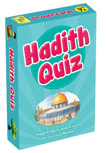 Hadith Quiz Cards