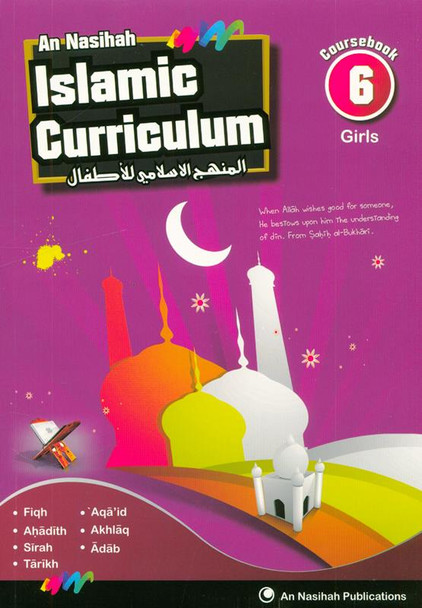 Islamic Curriculum Coursebook 6 (Girls)