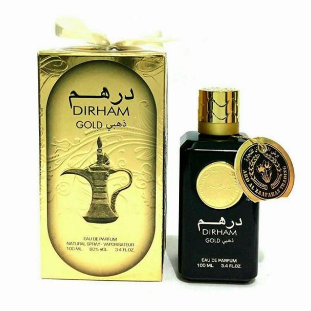 Dirham Gold Eau de Parfum 100ml Perfume Spray