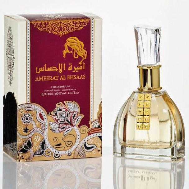 Ameerat Al Ehsaas EDP 100ml Perfume For Women