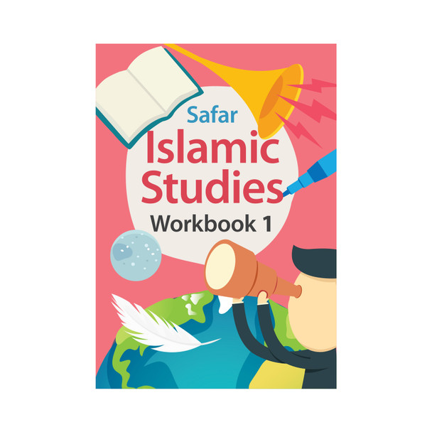 Islamic Studies: Workbook 1 – Learn about Islam Series