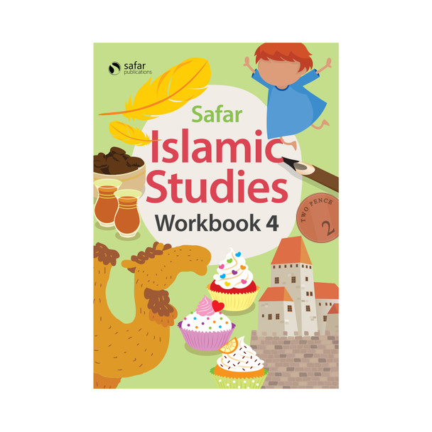 Islamic Studies: Workbook 4 – Learn about Islam Series