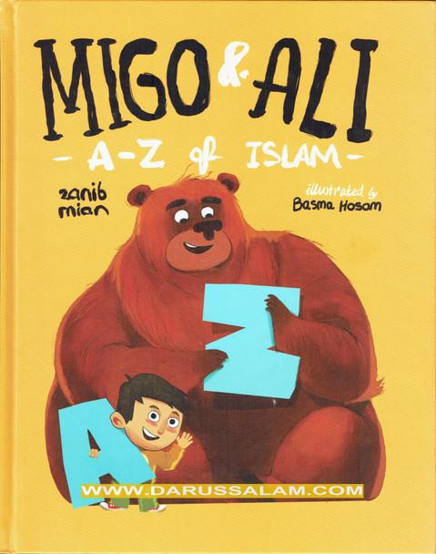 Migo & Ali, A-Z of Islam,9781916023642,