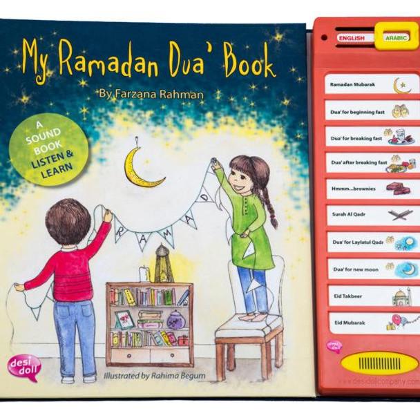 Ramadan Story Sound Book, 9781527219243