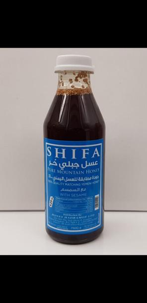 Shifa Pure Mountain Honey With  Sesame