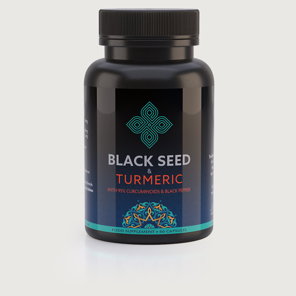 BLACKSEED + TURMERIC