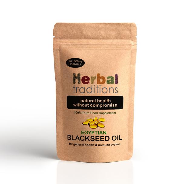 BLACK SEED OIL SOFTGELS CAPSULES