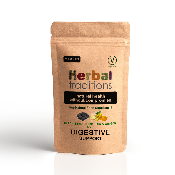 EGYPTIAN BLACKSEED FOR DIGESTIVE SUPPORT