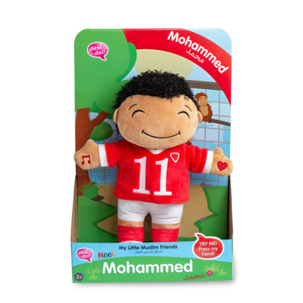 NEW! Mohammed – My Little Muslim Friends Talking Doll