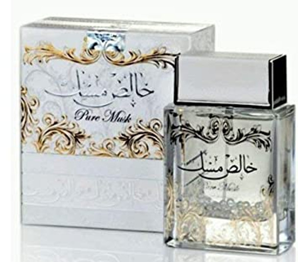 KHALIS MUSK PURE MUSK  PERFUME SPRAY  100ML  UAE