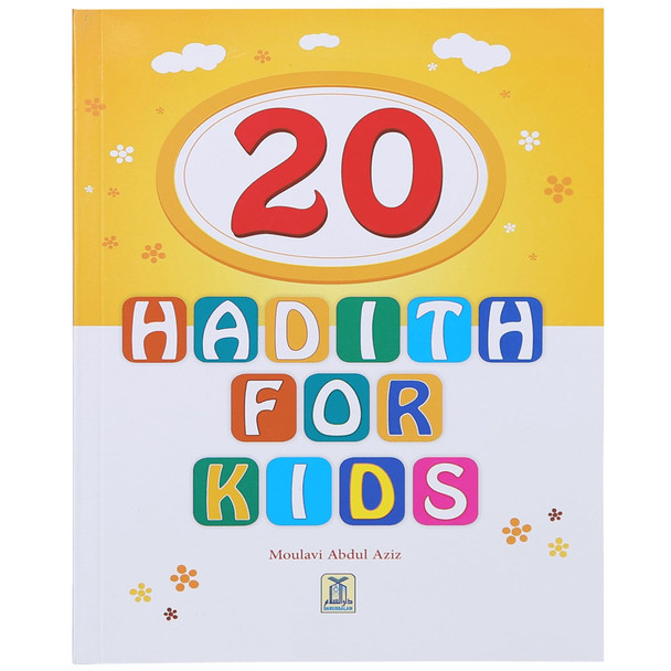 20 Hadith for Kids, 9786035002103