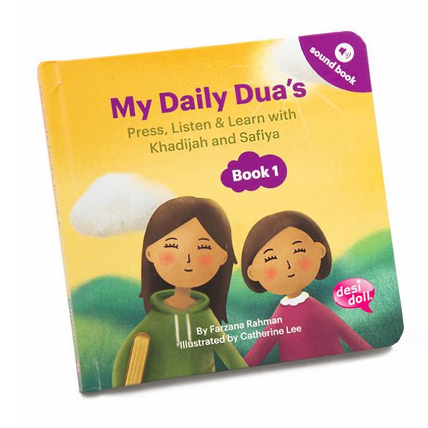 My Daily Dua's Story Sound Book 1, 9781916500013