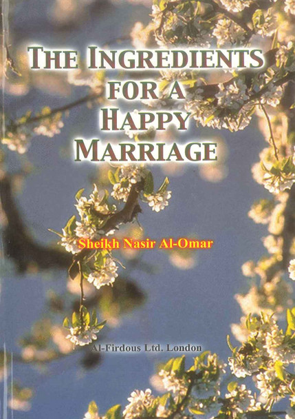 The Ingredients For A Happy Marriage
